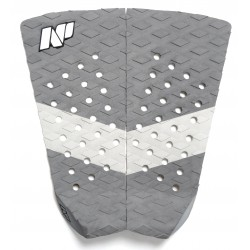 Pads Split 2PC gris/blanc
