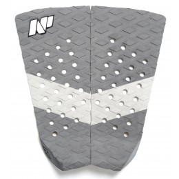 NP surf Pads Split 2PC gris/blanc