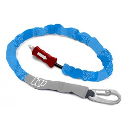 NP surf Leash Handle Pass Team Rider bleu