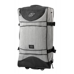 NP surf Duffle on Wheels 65 gris/noir