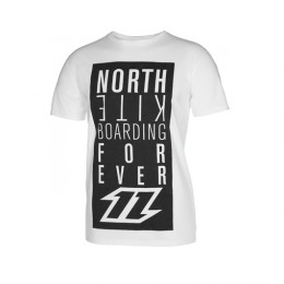 North Kiteboarding TEE SS FOREVER