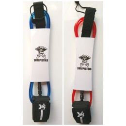 Surfpistols leash sup 9'