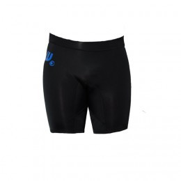 Howzit short neoprene black/aqua
