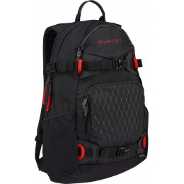 Burton Riders Pack 25L 2.0 Black Cordura