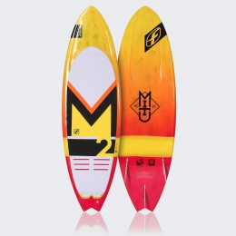 F-One MITU MONTEIRO CARBONE rouge/orange