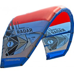 Radar bleue -Polyvalent pour Freeride/Crossover
