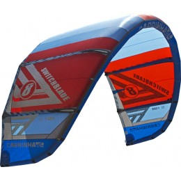 Cabrinha Switchblade-Performance Freeride/Crossover Rouge/Bleu