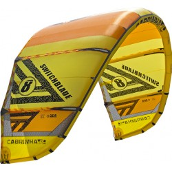 Switchblade-Performance Freeride/Crossover jaune/orange