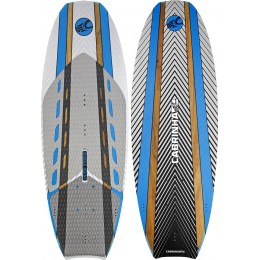 Cabrinha Double Agent - Board with fins