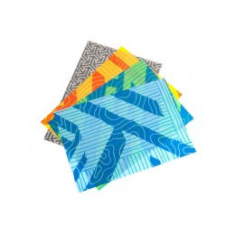 Cabrinha Repair Material - Printed Color Canopy Fabric 55GSM