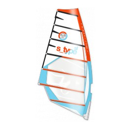 Northsails S-Type Orange-blue