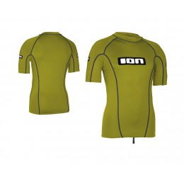 Ion RASHGUARD PROMO TOP SS MOUTARDE