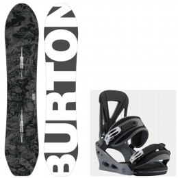Burton pack nug + fix custom grayshark