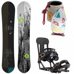 Burton pack landlord split+ fix hitchhiker + splitskin