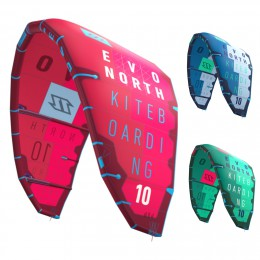 North Kiteboarding evo