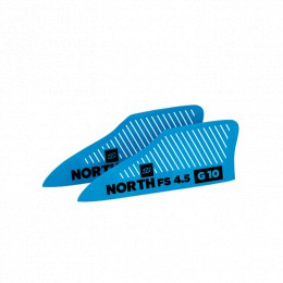 North Kiteboarding ailerons G10 FS 4.5 (x2)