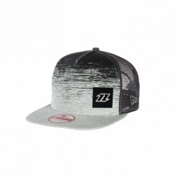North Kiteboarding NEW ERA CAP 9FIFTY -FADE BLACK