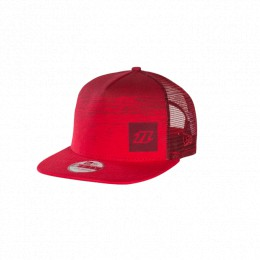 North Kiteboarding NEW ERA CAP 9FIFTY -FADE RED