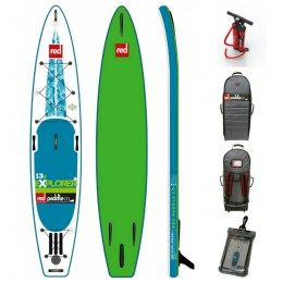 Red Paddle 13'2 explorer