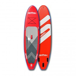 Spark Rebel 9'8 Rouge