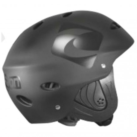 casque pro reglable black
