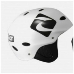 Side-on Casque pro reglable blanc