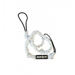 Side-on Tire veille white