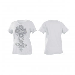 Wms Graphic S/S Rash Tee