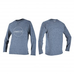 O'Neill YOUTH HYBRID L/S SURF TEE