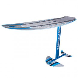 Cabrinha pack foil + board double agent