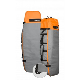 RRD Kiteboarding TwinTip Triple Board Bag with Weels