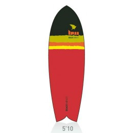 Blackwings Retro Fish 5'10
