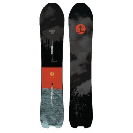 Burton FT SKELETON KEY 158