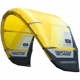 Cabrinha Switchblade yellow