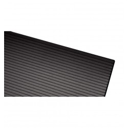 Plaque de pads 4mm Black