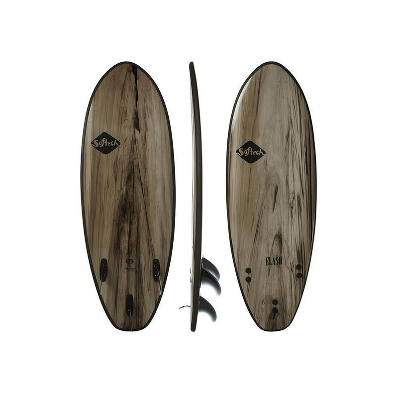 softech flash thruster 5 7 planches surf en mousse. Black Bedroom Furniture Sets. Home Design Ideas