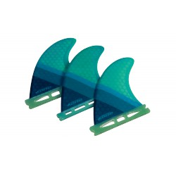 SET AILERONS FLOW XS turquoise