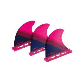F-One  SET AILERONS FLOW XS raspberry
