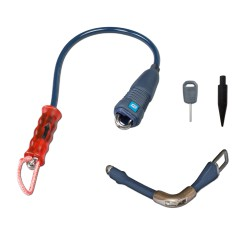 Quick Release Rope Harness Kit