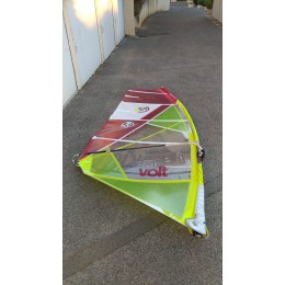 Northsails volt 5.9m² red-yellow