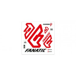 Fanatic Set de Sticker Fanatic