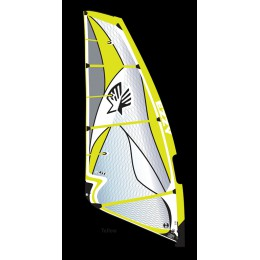 Ezzy sails Elite Jaune