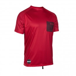 Ion Wetshirt Men SS NEON CHERRY