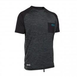 Ion Wetshirt Men SS black melange