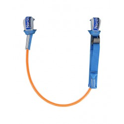 Bout de harnais vario SL blue/orange