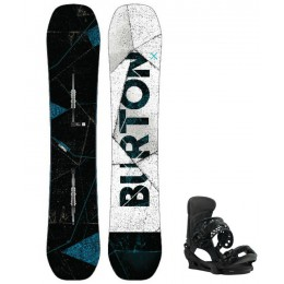 Burton Pack CUSTOM X + FIX MALAVITA