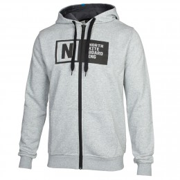 North Kiteboarding Zip Hoody Team