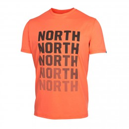 North Kiteboarding Tee SS Fade