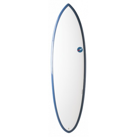 Element SHORTBOARD Hybrid Bleu