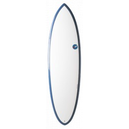 NSP Surfboards Element SHORTBOARD Hybrid Bleu